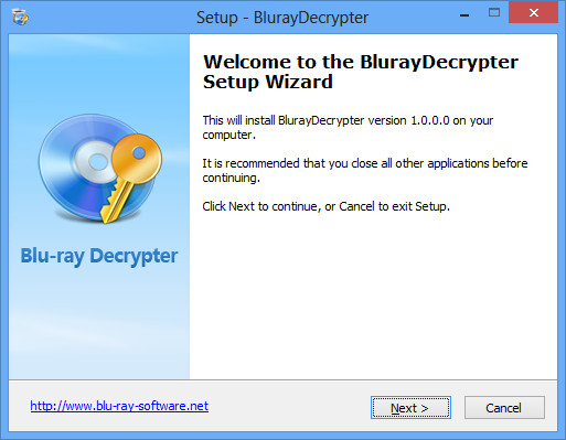 Blu Ray Decrypter Guide